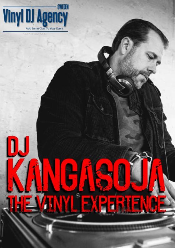 DJ Kangasoja The Vinyl Experience