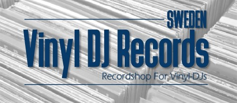 Vinyl DJ Records Logga2